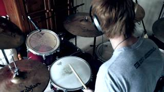 Darkshines - MUSE Drum Cover (with Mics)