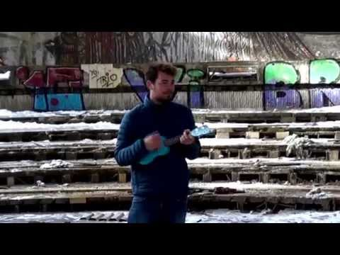 "Ben's Ukulele Road Trips - ""Buzludzha"" -Бузлуджа Monument"