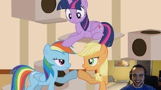 A Brony Reacts - Your Little Cat