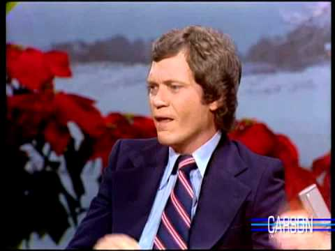 David Letterman Surprised by Nude Beach Sighting, Part 1 Johnny Carson