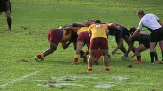 2019 Marist 7s Match 33 AST SCOPA vs Samoa United