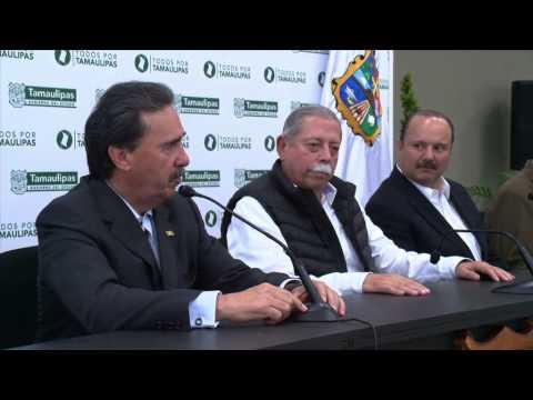 Tamaulipas es ejemplo Nacional: Gamboa Patrón