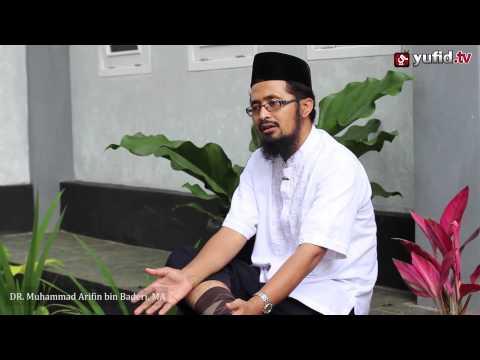 Valentine Hari Cinta Dan Kasih Sayang? - Ustadz DR. Muhammad Arifin Bin Baderi, MA
