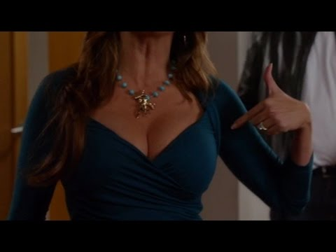 Sofia Vergara - Boobs/Cleavage Compilation 5-5-16 thumbnail