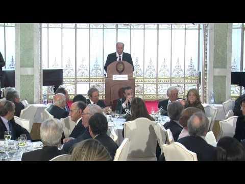 Acto de celebración de los 35 años del Círculo de Empresarios