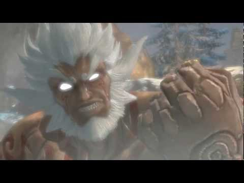 novo trailers de Asura\'s Wrath