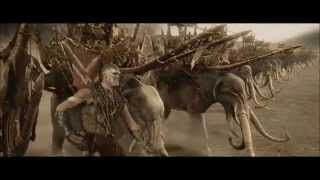 LOTR The Return of the King - Extended Edition - The Battle of the Pelennor Fields