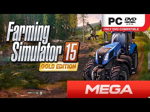 Descargar Farming Simulator 2015 -Gold Edition PC Por MEGA - Torrent