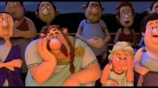 Asterix e il regno degli dei - Clip 7 - Ufficiale HD