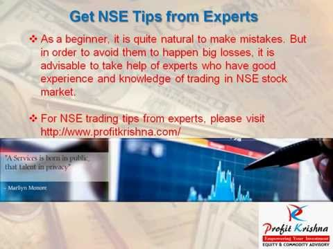 Tips for Investing in NSE India by www.profitkrishna.com