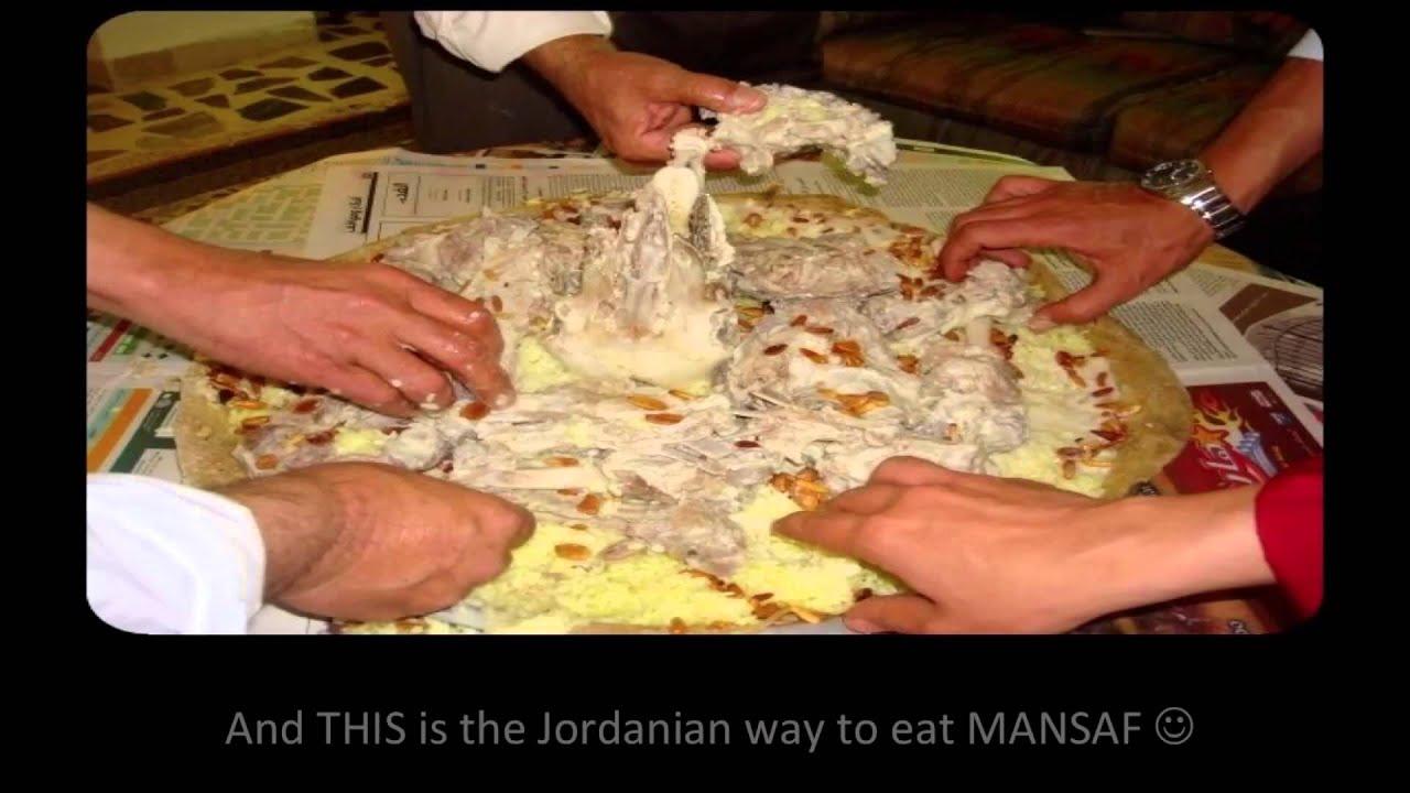 Jordanian Food Traditional Food in Jo...