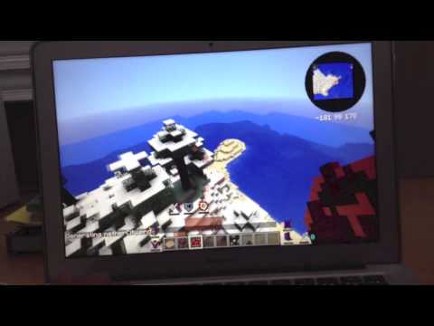 ultra gaming reviews/ minecraft hexxit mod