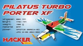"Pilatus Turbo Porter XF ""Fredi"""