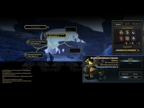 Dragon Nest Europe   Lv 80 Daily Quest physician
