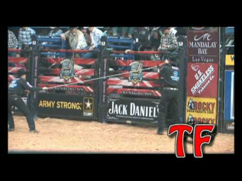 PBR Bull Riding and Extreme Bullfighting.avi Video