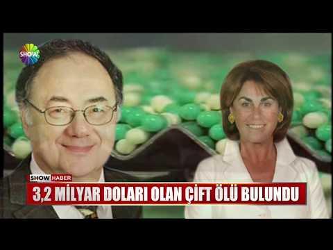 3.2 milyar doları olan çift ölü bulundu