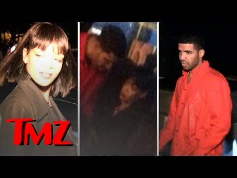 Are Drake And Rihanna Banging ... Again?!?