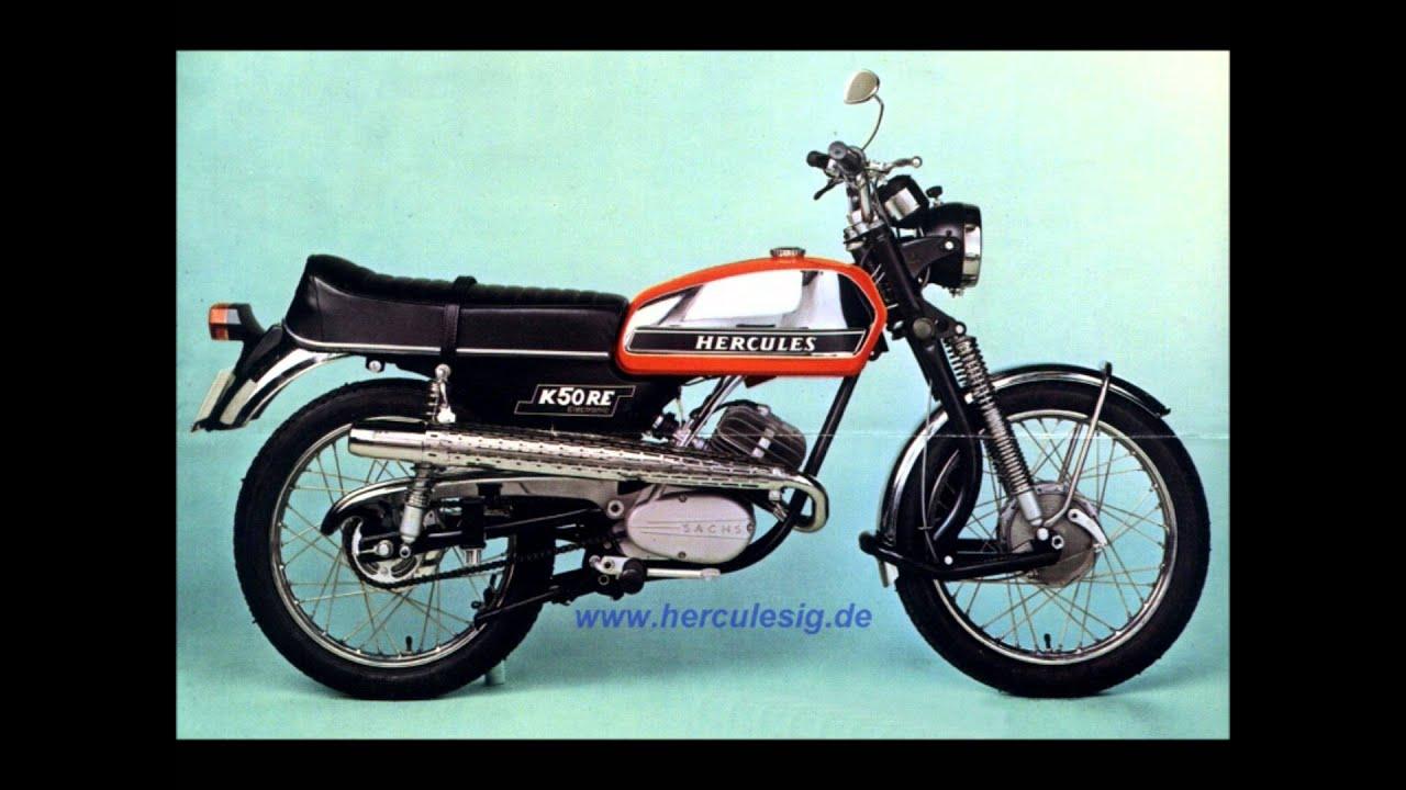 mopeds die klassiker der 70er jahre hercules kreidler. Black Bedroom Furniture Sets. Home Design Ideas