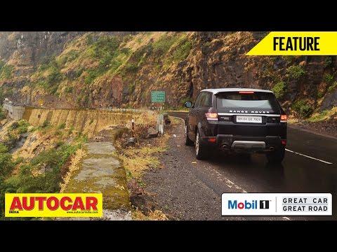 Mobil 1 Presents Great Car Great Road | Range Rover Sport | Autocar India