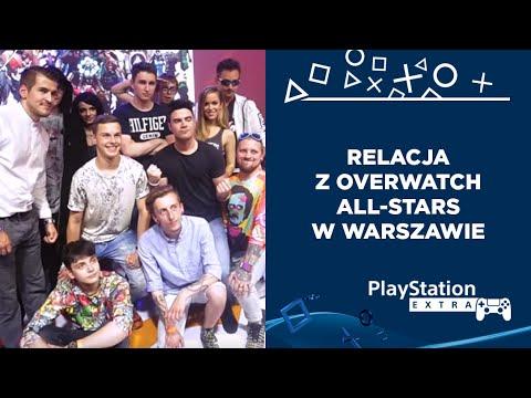 Relacja Z Overwatch All-Stars W Warszawie | PS4