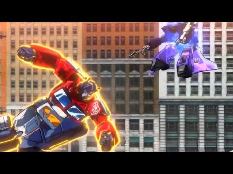 Transformers: Devastation - Gameplay Demo | E3 2015