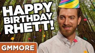 Rhett's Birthday Surprise