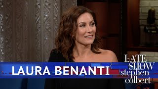 Laura Benanti's World-Class Singing Isn't Her Daughter's Cup Of Tea
