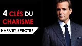 Comment devenir rapidement charismatique ? Harvey Specter