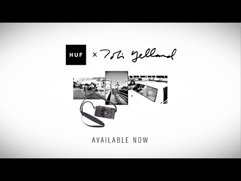 HUF x Tobin Yelland Collaboration
