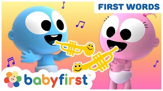 New Episode of GooGoo & Gaga Baby + My Color Friends Compilation | Trumpet Music for Babies