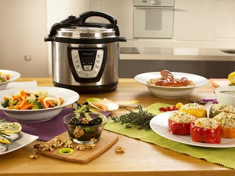 Top 4 Pressure Cooker Review   Best Electric Pressure Cooker 2017   Power Pressure Cooker