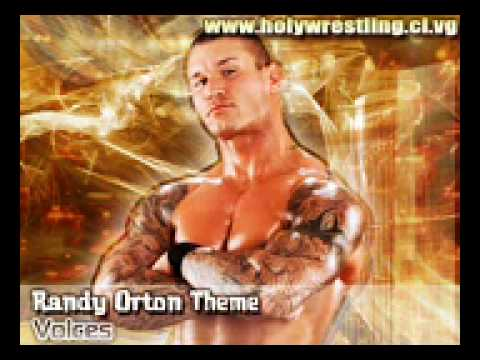 Rko current titration theme 2010. Evil genius of WWE