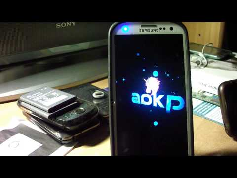 PS3 Startup Sound and custom bootanimation on Samsung Galaxy S3