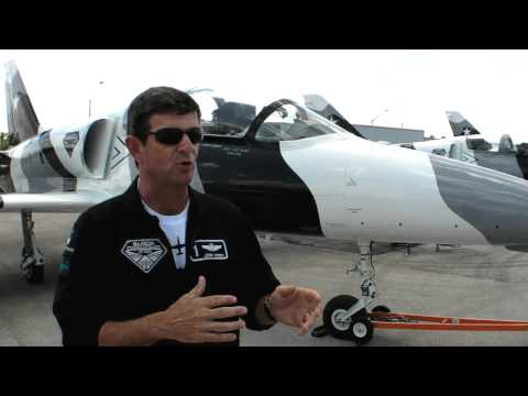 L-39 Mig-17 Black Diamond Performance Team: Pilot Interviews