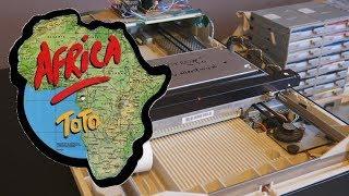 The Floppotron: Toto - Africa by : Paweł Zadrożniak