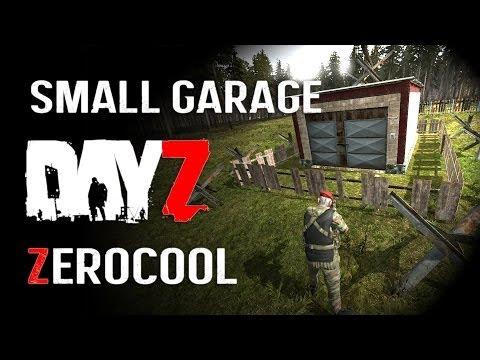 Как сделать гараж в dayz epoch