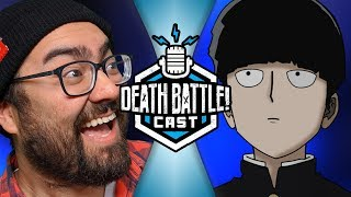 Mob vs Tatsumaki Sneak Peek | DEATH BATTLE Cast #151