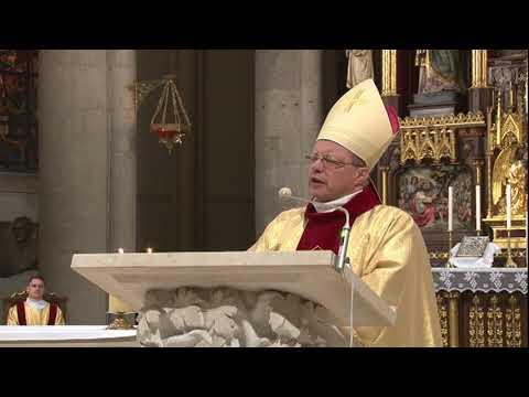 Uroczystość św. Józefa (patrona Archidiecezji Łódzkiej)- Homilia Abp. Rysia