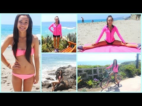 Get Ready for Summer: My Fitness Routine! (Collab with xoxosolie)