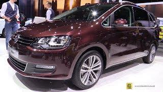 2018 Volkswagen Sharan - Exterior and Interior Walkaround - 2018 Geneva Motor Show