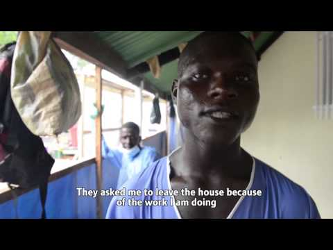 Ebola Warriors: Health workers on the frontline in Sierra Leone