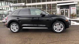 2019 Audi Q5 Lake forest, Highland Park, Chicago, Morton Grove, Northbrook, IL A190365