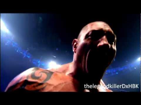 WWE Batista NEW Heel Return Titantron 2012 - HD