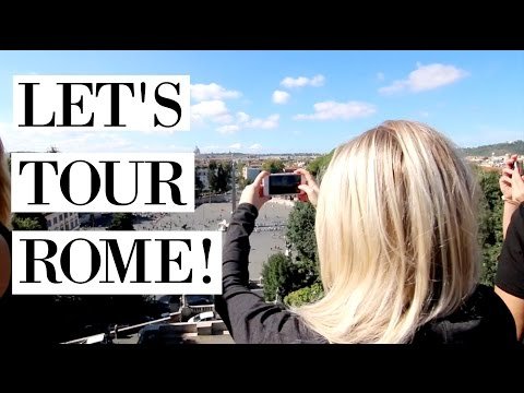 TRAVEL DIARY: LET'S TOUR ROME!