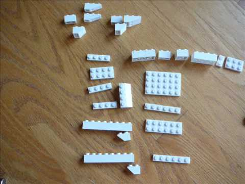 How to Make a Lego Wii Remote and Nunchuck