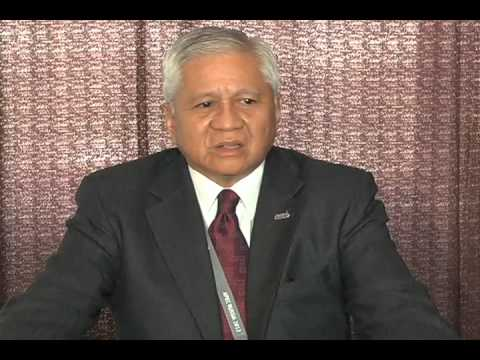 Press Briefing with Sec. Albert del Rosario 9/9/2012