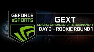 Dota 2 : GEXT Indonesia Day 3 - Rookie Bracket Round 1