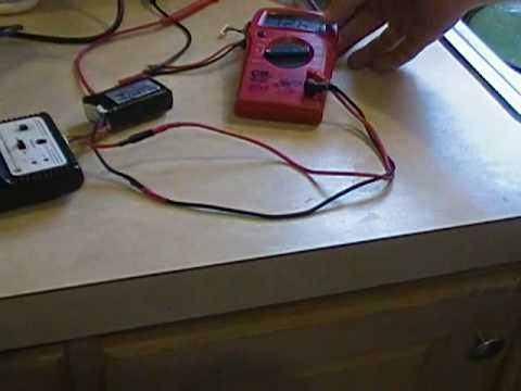How to test lipo Li- Poly batteries