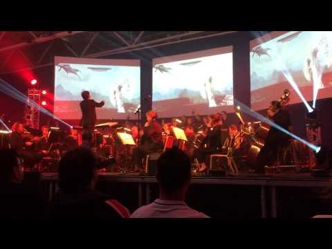 Video Games Live @ Budapest - 2014. 11. 16. – Jeremy Soule: Dragonborn (skyrim Theme Song)