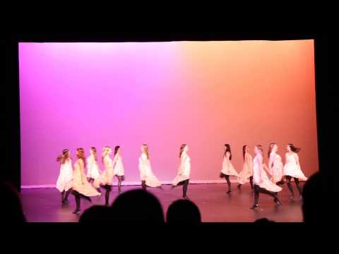 Synergy 10th Anniversary Show: Boston College Irish Dance